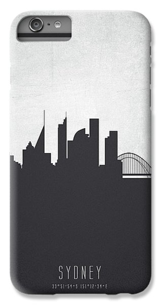 Sydney Australia Cityscape 19 IPhone 6 Plus Case by Aged Pixel