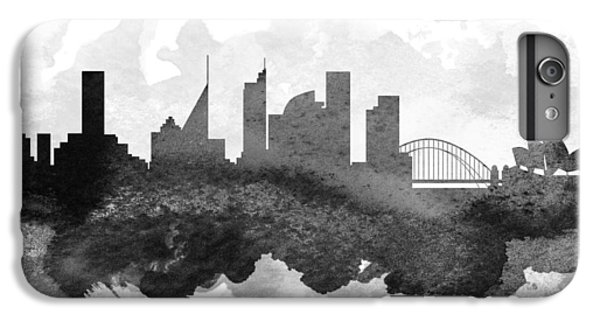 Sydney Cityscape 11 IPhone 6 Plus Case by Aged Pixel