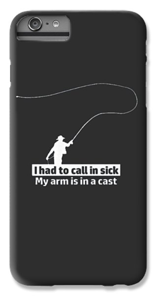 T Had To Call Stick IPhone 6 Plus Case by Jackie Robinson