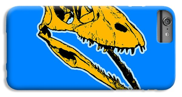 T-rex Graphic IPhone 6 Plus Case by Pixel  Chimp