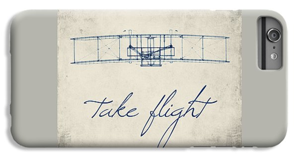 Take Flight IPhone 6 Plus Case by Brandi Fitzgerald