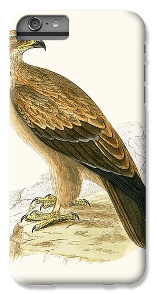 Tawny Eagle IPhone 6 Plus Case by English School