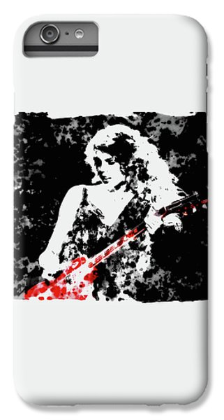 Taylor Swift 90c IPhone 6 Plus Case by Brian Reaves