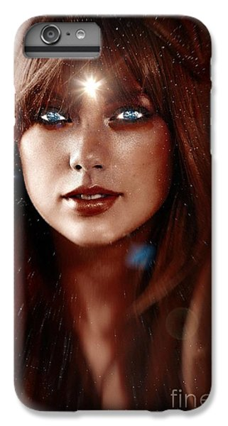 Taylor Swift - Goddess IPhone 6 Plus Case by Robert Radmore