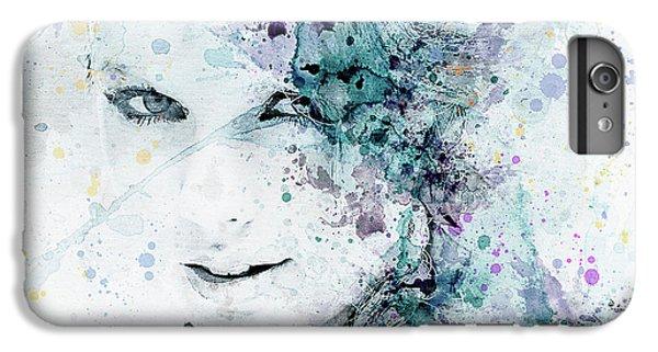 Taylor Swift IPhone 6 Plus Case by JW Digital Art