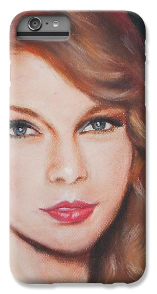 Taylor Swift  IPhone 6 Plus Case by Ronnie Melvin