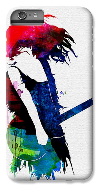 Taylor Watercolor IPhone 6 Plus Case by Naxart Studio
