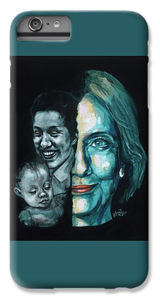 Thanks To Dorothy And Charlotte IPhone 6 Plus Case by Konni Jensen