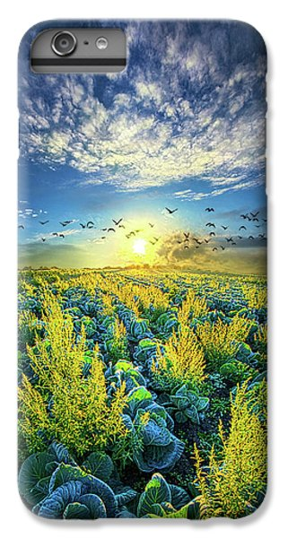 That Voices Never Shared IPhone 6 Plus Case by Phil Koch