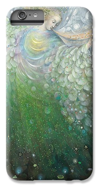 The Angel Of Growth IPhone 6 Plus Case by Annael Anelia Pavlova