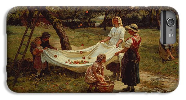 The Apple Gatherers IPhone 6 Plus Case by Frederick Morgan