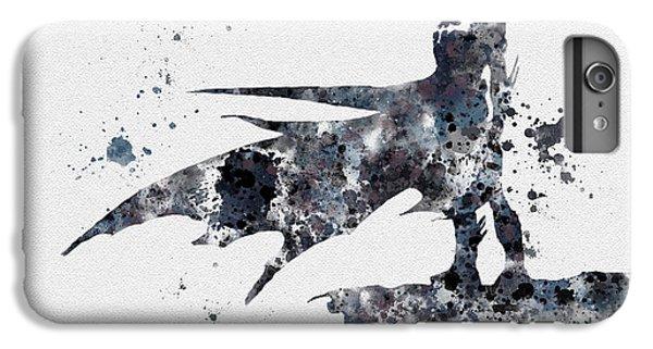 The Bat IPhone 6 Plus Case by Rebecca Jenkins