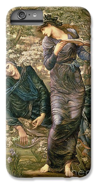 The Beguiling Of Merlin IPhone 6 Plus Case by Sir Edward Burne-Jones