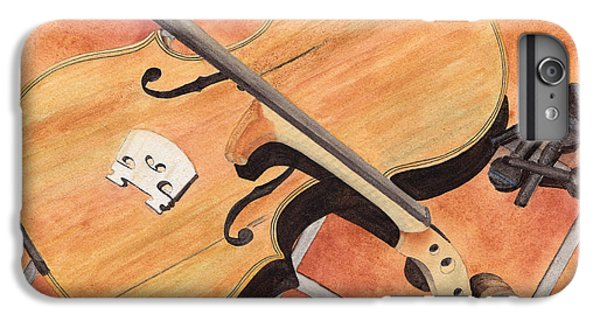 The Broken Violin IPhone 6 Plus Case by Ken Powers