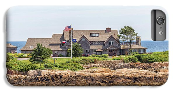 The Bush Family Compound On Walkers Point IPhone 6 Plus Case by Brian MacLean