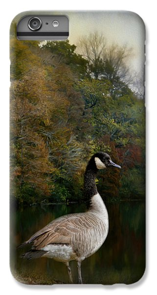 The Canadian Goose IPhone 6 Plus Case by Jai Johnson