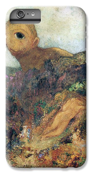 The Cyclops IPhone 6 Plus Case by Odilon Redon