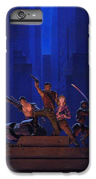 The Eliminators IPhone 6 Plus Case by Richard Hescox