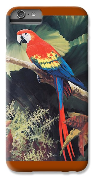 The Gossiper IPhone 6 Plus Case by Laurie Hein