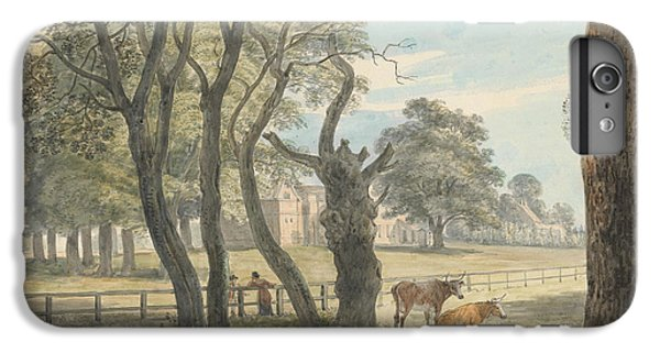 The Gunpowder Magazine, Hyde Park IPhone 6 Plus Case by Paul Sandby