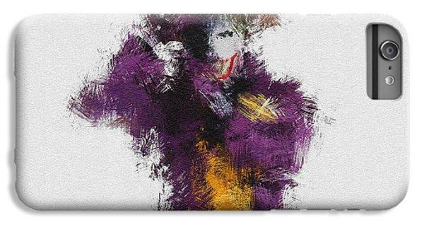The Joker IPhone 6 Plus Case by Miranda Sether