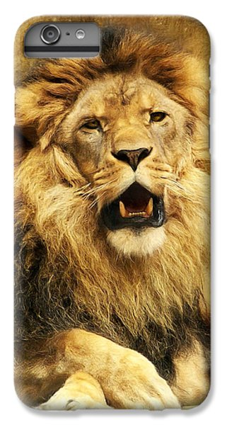 The King IPhone 6 Plus Case by Angela Doelling AD DESIGN Photo and PhotoArt