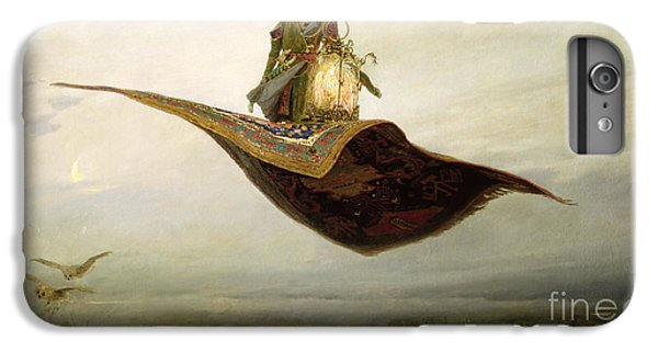 The Magic Carpet IPhone 6 Plus Case by Apollinari Mikhailovich Vasnetsov