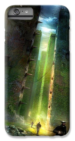 The Maze Runner IPhone 6 Plus Case by Philip Straub