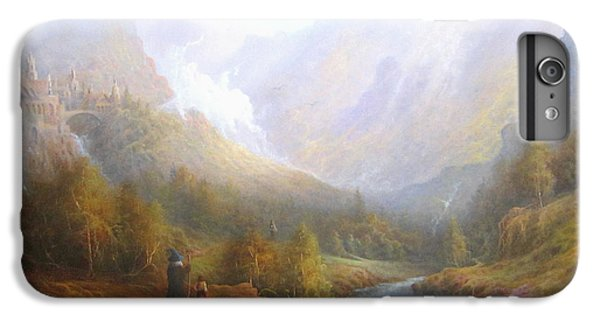 The Misty Mountains IPhone 6 Plus Case by Joe  Gilronan