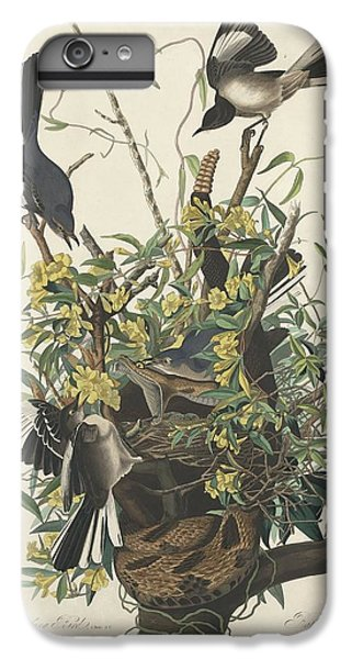 The Mockingbird IPhone 6 Plus Case by John James Audubon