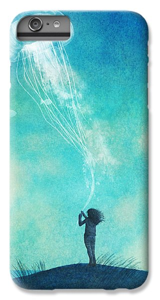 The Thing About Jellyfish IPhone 6 Plus Case by Eric Fan
