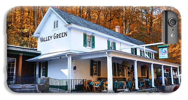 The Valley Green Inn In Autumn IPhone 6 Plus Case by Bill Cannon