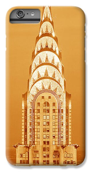 This Is A Sepiatone Close IPhone 6 Plus Case by Panoramic Images