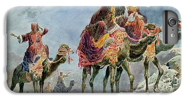 Three Wise Men IPhone 6 Plus Case by Sydney Goodwin