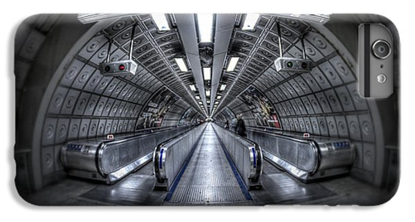 Through The Tunnel IPhone 6 Plus Case by Evelina Kremsdorf