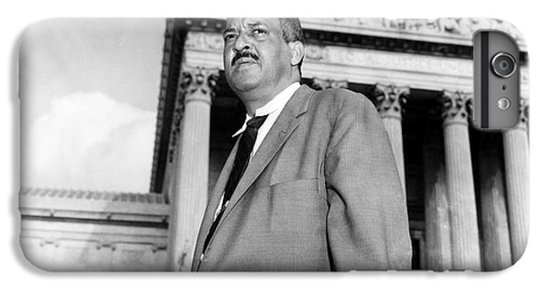 Thurgood Marshall IPhone 6 Plus Case by Granger