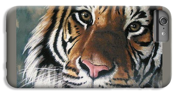Tigger IPhone 6 Plus Case by Barbara Keith