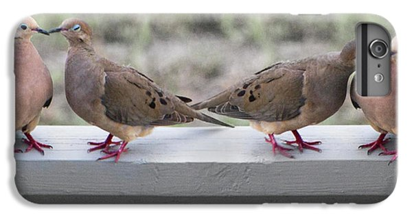 Together For Life IPhone 6 Plus Case by Betsy Knapp