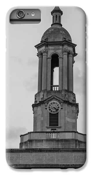 Tower At Old Main Penn State IPhone 6 Plus Case by John McGraw