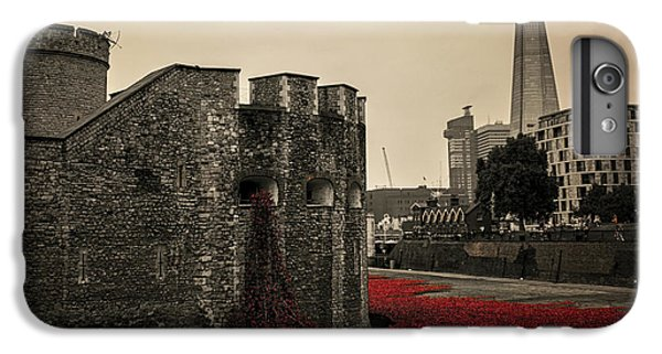 Tower Of London IPhone 6 Plus Case by Martin Newman
