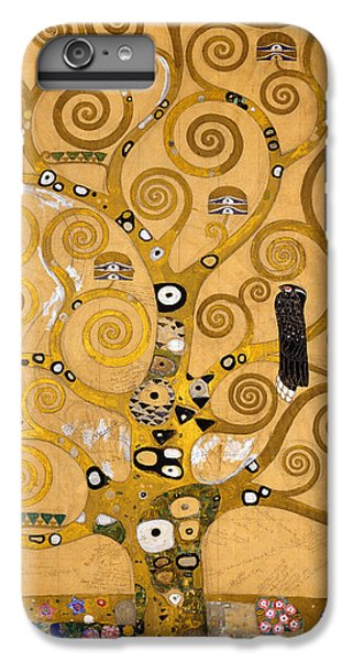Tree Of Life IPhone 6 Plus Case by Gustav Klimt