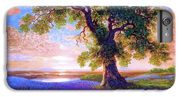 Tree Of Tranquillity IPhone 6 Plus Case by Jane Small