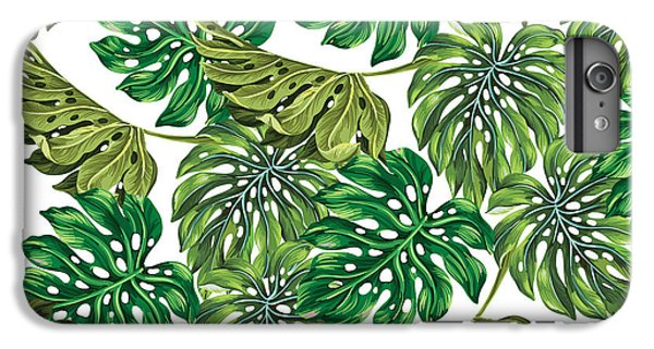 Tropical Haven  IPhone 6 Plus Case by Mark Ashkenazi
