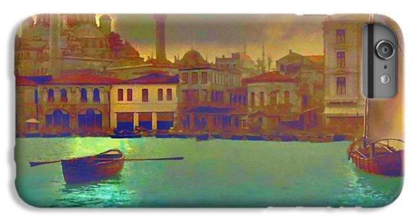 Turkish  Moonlight IPhone 6 Plus Case by Saiyyidah Seema  Z