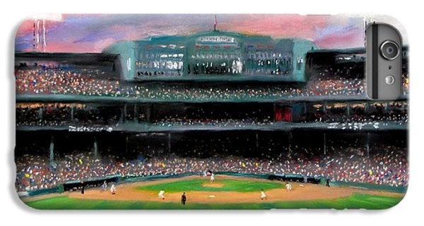 Twilight At Fenway Park IPhone 6 Plus Case by Jack Skinner