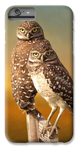 Two Of Us IPhone 6 Plus Case by Kim Hojnacki