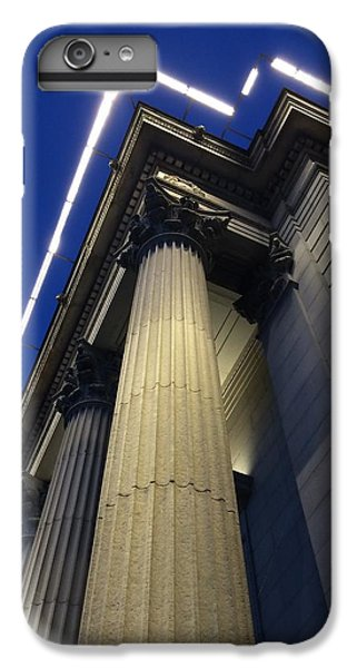 Union Square Savings Bank IPhone 6 Plus Case by Sandy Taylor