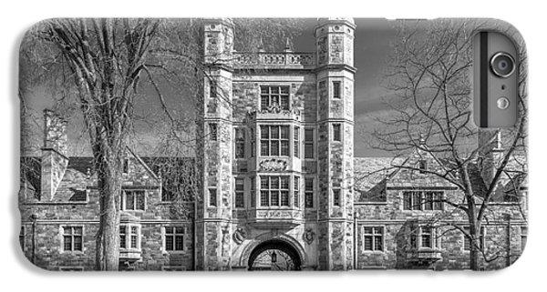 University Of Michigan Law Quad IPhone 6 Plus Case by University Icons