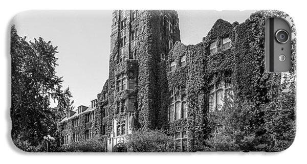 University Of Michigan Michigan Union IPhone 6 Plus Case by University Icons
