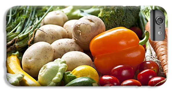 Vegetables IPhone 6 Plus Case by Elena Elisseeva